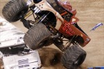 Minneapolis, Minnesota – Monster Jam – January 17, 2009