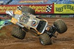 Atlanta, Georgia – Monster Jam – January 12, 2008