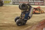 Minneapolis, Minnesota – Monster Jam – December 10, 2011