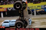Hampton, Virginia-Monster Jam  November 19, 2005
