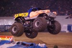 Pontiac Michigan – Monster Jam – January 15, 2005