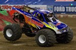 Detroit, Michigan -Monster Jam – January 27, 2007