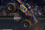 Moline, Illinois – Extreme Monster Truck Nationals –  January 19, 2007