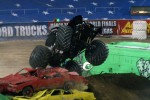 Las Vegas, Nevada – Monster Jam – March 25, 2006