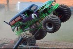 Monster Trucks Return to Williams Grove