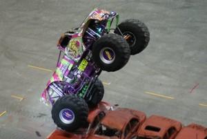 high maintenance monster truck