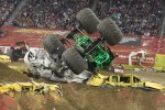 To Run Like the Best…Monster Truck Freestyle