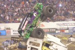 Predator Spins, Digger Wins in Indy