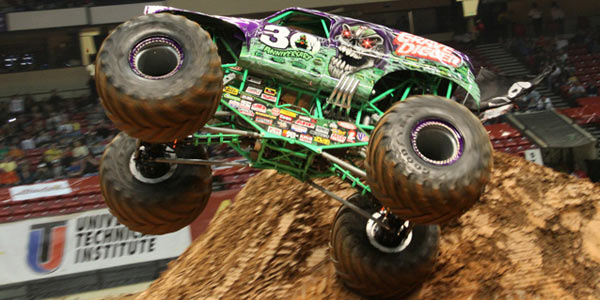 Dennis Anderson - Grave Digger 30th Anniversary
