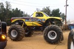 Shockwave Racing Monster Truck Announces 2005 Plans and New Paint Scheme