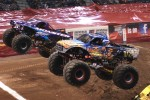 Hartford, Connecticut – Monster Jam – February 11, 2012 (2pm show)