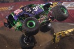 Worcester, Massachusetts – Monster Jam – February 17, 2012