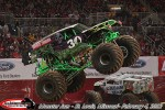 St. Louis, Missouri – Monster Jam – February  4, 2012