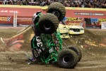 Syracuse, New York – Monster Jam – March 10, 2012