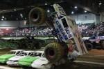 Huntington, West Virginia – April 14,2012 – Toughest Monster Truck Tour