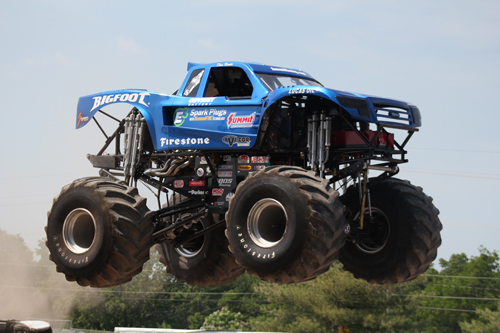 Bigfoot 18 monster truck