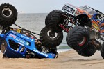 Bigfoot and Stone Crusher Battle For King of the Beach Title