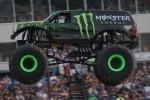 West Lebanon, New York – Monster Jam – July 16-18, 2012