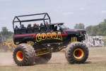 Mount Pleasant, Michigan – Midwest Monster Truck Events – July 7, 2012 (Pit Party and Carnage Shots)