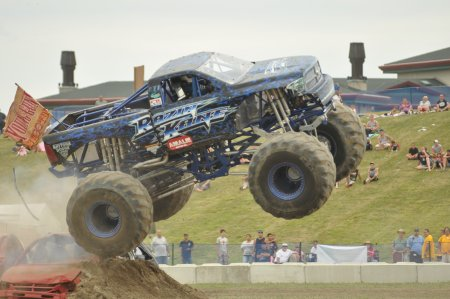 Razin Kane Monster Truck