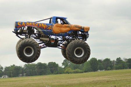 Samson Monster Truck