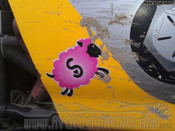Wrecking Crew Sheep