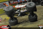 Hampton, Virginia – Monster Jam – November 9, 2012