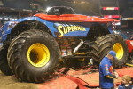 Columbus, Ohio – Monster Jam – January 5, 2013 (Pit Party)