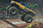 Columbus, Ohio – Monster Jam – January 5, 2013 (evening show)