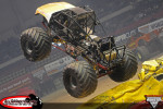 Hampton, Virginia – Monster Jam – February 9, 2013