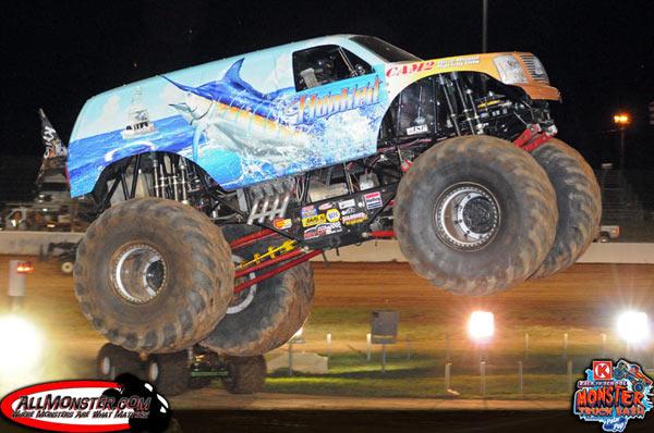 Steven Sims - Hooked Monster Truck
