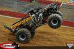 Raleigh, North Carolina – Monster Jam – March 15, 2013