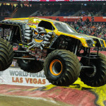 Maximum Destruction - Syracuse Monster Jam 2013