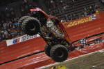 Cincinnati, Ohio – Monster Jam – April 5, 2013