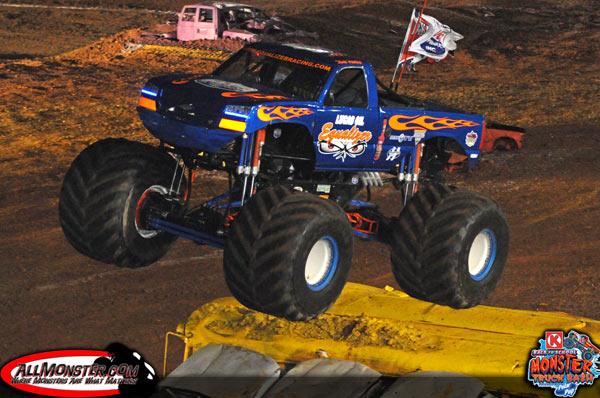 Equalizer - Charlotte Motor Speedway - Back To School Monster Truck Bash