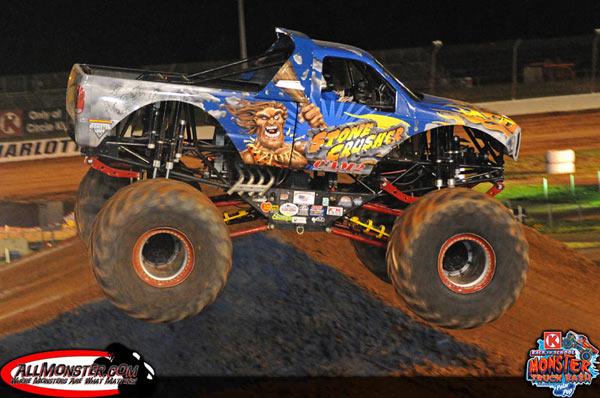 Stone Crusher - Charlotte Motor Speedway - Back To School Monster Truck Bash