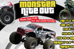 "Press Release: ""Monster Nite Out"" Arena Tour is Set for the Winter 2014 Lucas Oil Monster Truck Nationals®"