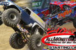Starting Line: A Look at the First Month of Monster Jam in 2014