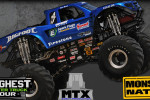 Press Release: BIGFOOT® and Dan Runte claim 3rd 'Toughest Monster Truck' Title