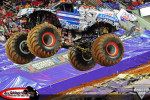 Raleigh, North Carolina – Monster Jam – April 12, 2014 (2pm Show)