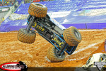 Raleigh, North Carolina – Monster Jam – April 12, 2014 (7:30pm Show)
