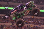 Indianapolis, Indiana – Monster Jam – January 24, 2015