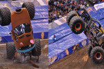 Cincinnati #MoreMonsterJam Teasers – Night 1
