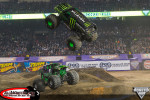 Anaheim, California – Monster Jam – February 7, 2015