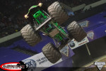 Hampton, Virginia – Monster Jam – February 14, 2015