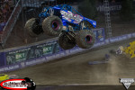Las Vegas, Nevada – Monster Jam World Finals XVI Freestyle – March 28, 2015