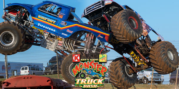 2015 Back To School Monster Truck Bash
