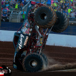 Heavy Hitter - 2015 Back To School Monster Truck Bash