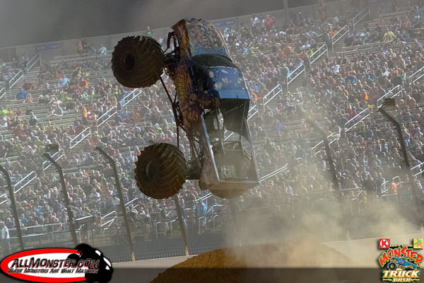 Stone Crusher - 2015 Back To School Monster Truck Bash