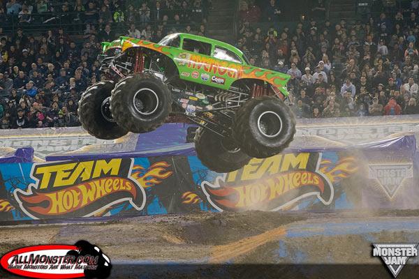 Avenger - Monster Jam FS1 Championship Series